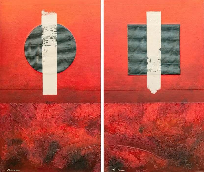"""Aunión """"Pasión por el silencio"""", 2014."""