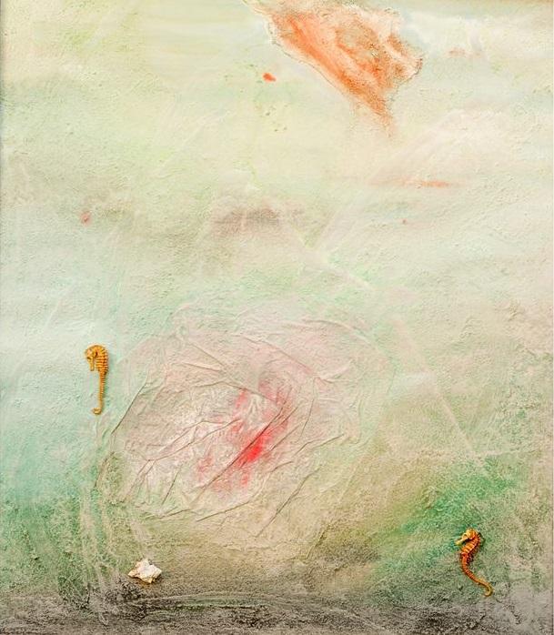 """Aunión """"Armonía del silencio"""", 2014."""
