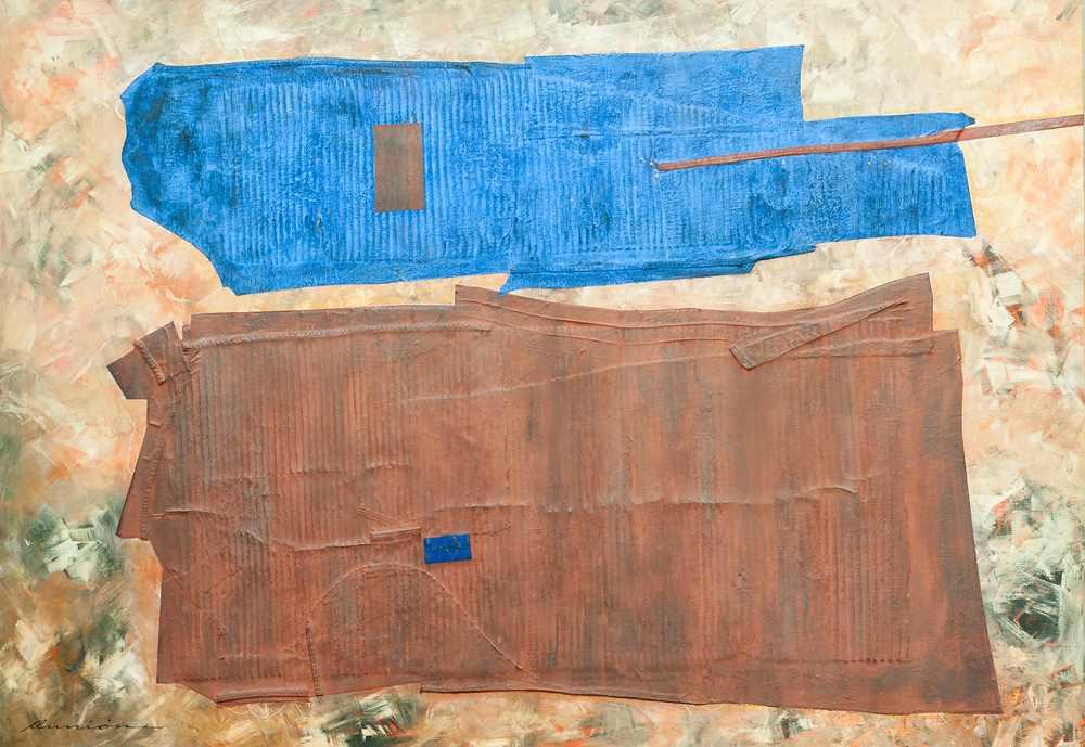 """Aunión """"Recuerdos"""", 1990."""