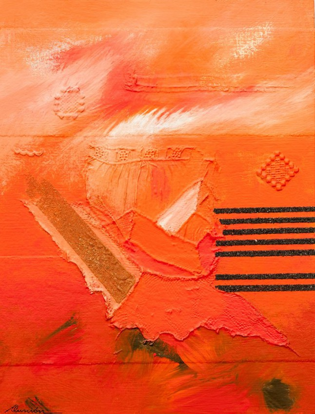 "Aunión ""Suspiro I"", 2013."