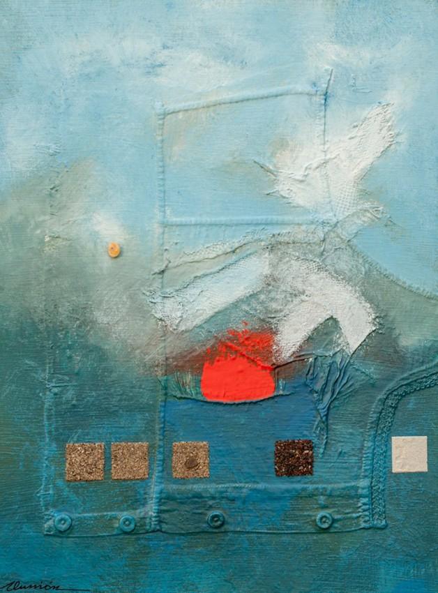 """Aunión """"Suspiro II"""", 2013."""