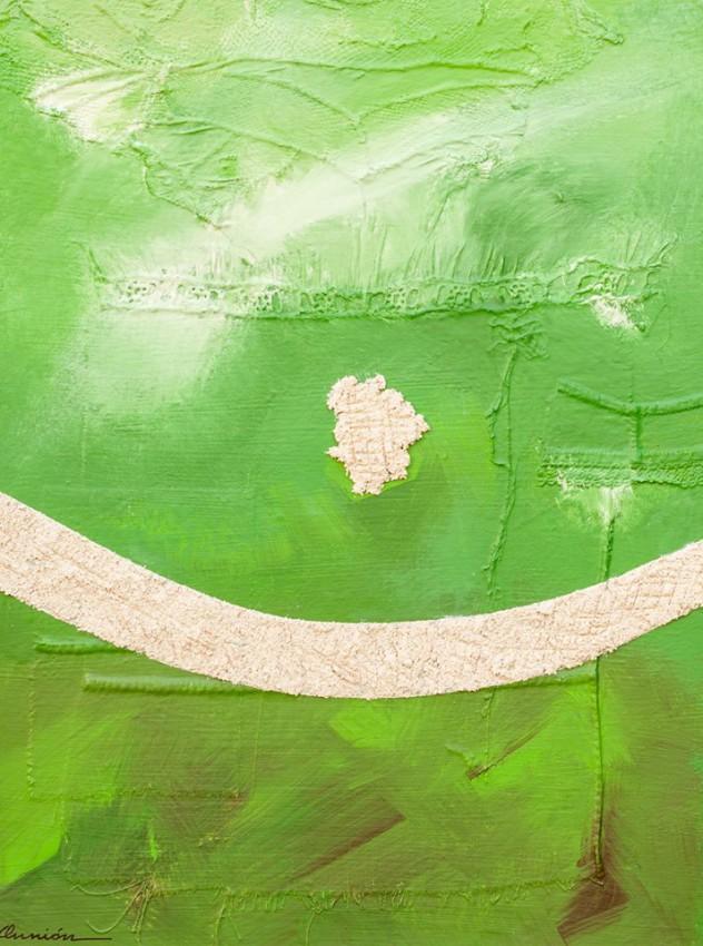 "Aunión ""Suspiro IV"", 2013."