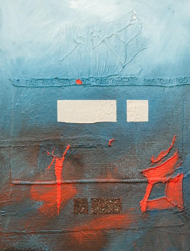 """Aunión """"Suspiro VII"""", 2013."""